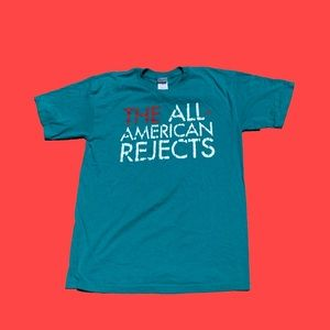 The All American Rejects Band Tee